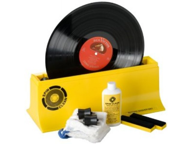 Spin-Clean Record Washer Mk II